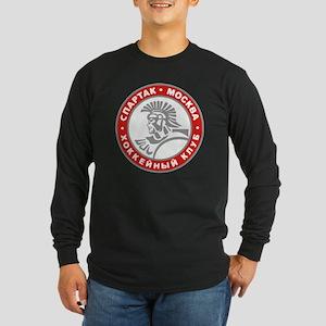 Spartak Long Sleeve Dark T-Shirt