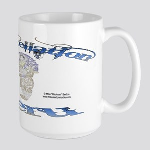 Constellation Heru Large Mug