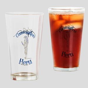 Constellation Heru Drinking Glass