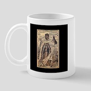 Virgen de Guadalupe - Posada Woodcut Mug
