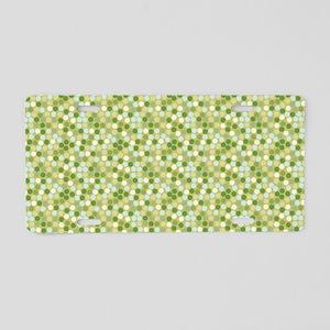 555-88.00-Shoulder Bag Aluminum License Plate