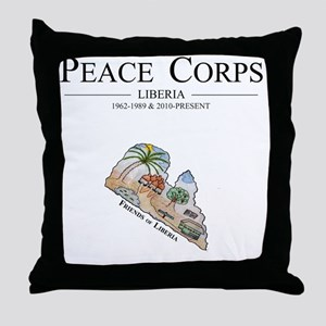 fol tshirt cafe3 Throw Pillow