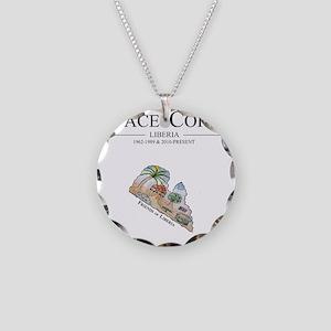 fol tshirt cafe3 Necklace Circle Charm