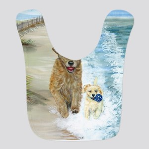 Golden Surf runners Bib