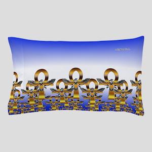 Heru Ankh Pillow Case