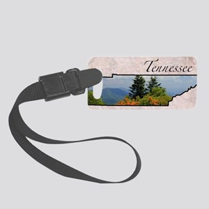 Tennessee Small Luggage Tag