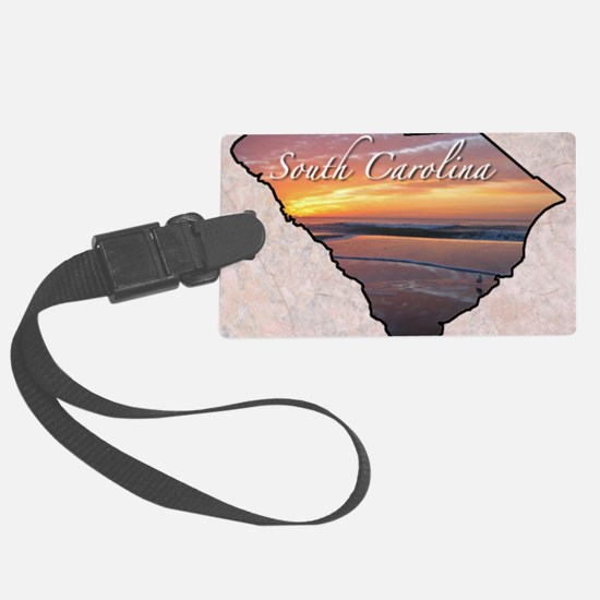 SCarolina Luggage Tag