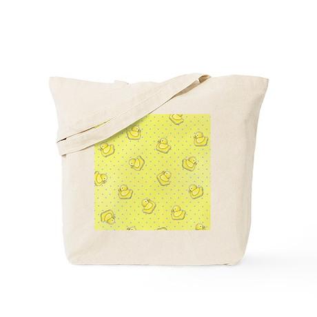 flipflop_yellow Tote Bag
