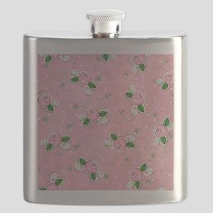 flipflop_pink Flask