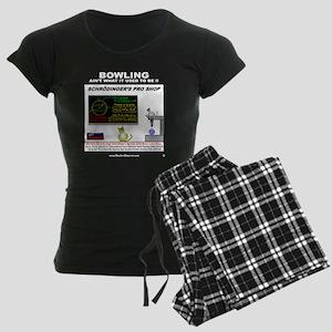 000006B10X10 Women's Dark Pajamas