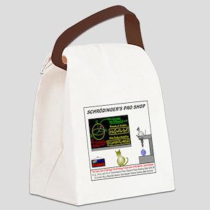 000006B10X10 Canvas Lunch Bag