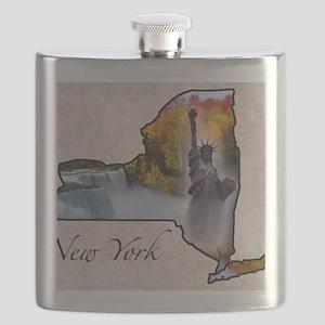 NewYork Flask