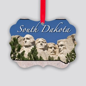 SDakota Picture Ornament