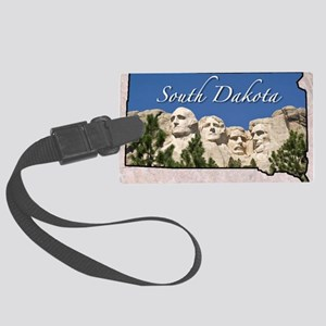 SDakota Large Luggage Tag