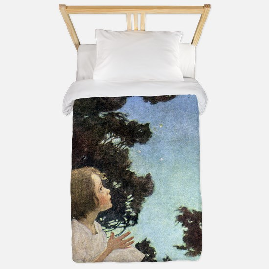 A Childs Book Of Old Verses011 Twin Duvet