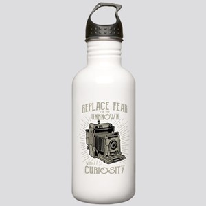 Classic Camera Stainless Water Bottle 1.0L