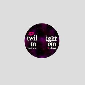 Twi Mom Pink FF Mini Button