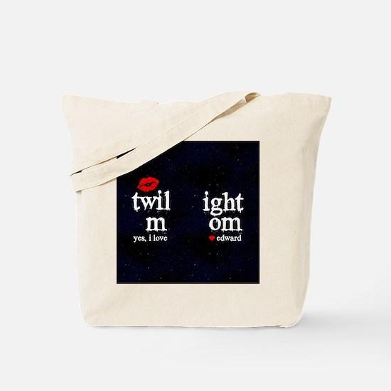 Twi Mom Red FF Tote Bag