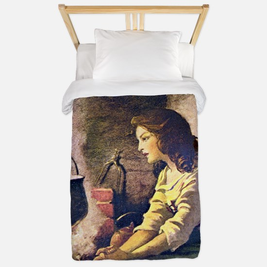 A childs book of stories015 Twin Duvet