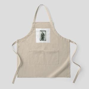 Virgin of Guadalupe - Juan Diego BBQ Apron