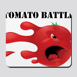tomato battle txt clear Mousepad