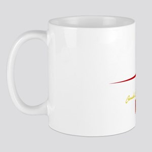 Saskatoon Script B Mug