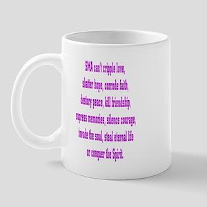 SMA Can't... Mug
