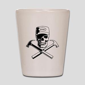 carpenter-pirate-T Shot Glass