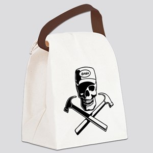 carpenter-pirate-T Canvas Lunch Bag