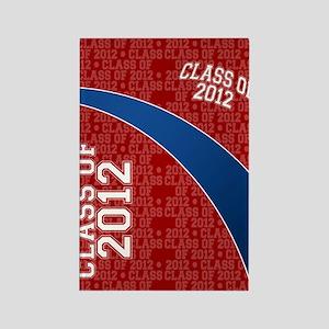 flip_flops_class_of_2012_01 Rectangle Magnet