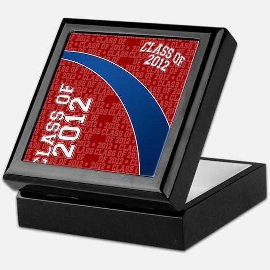 flip_flops_class_of_2012_01 Keepsake Box