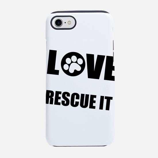 YOU CANT BUY LOVE iPhone 7 Tough Case