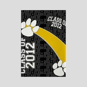 flip_flops_class_of_2012_04 Rectangle Magnet