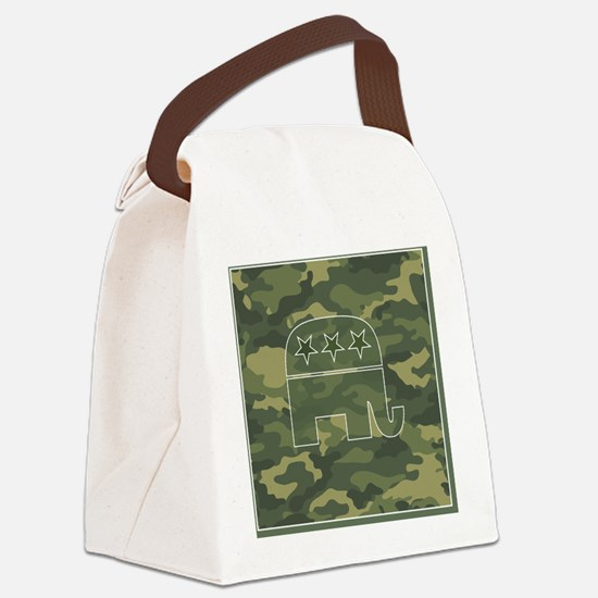 dr-06 Canvas Lunch Bag