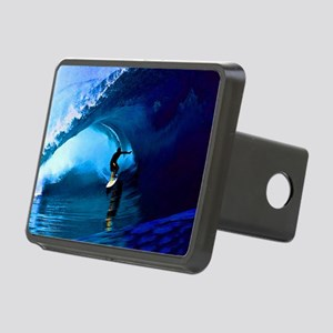 Tubed Rectangular Hitch Cover