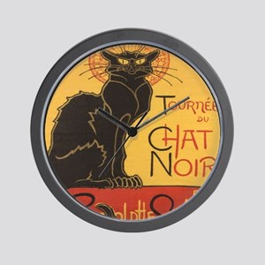chatnoirstadium Wall Clock