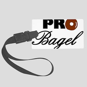 pro_bagel Large Luggage Tag