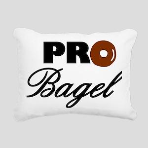 pro_bagel Rectangular Canvas Pillow