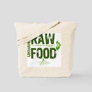 RAWFOODBUTTON Tote Bag