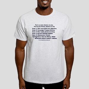 Hoax 1-6 Light T-Shirt