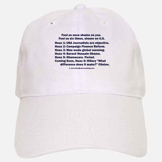 Hoax 1-6 Baseball Baseball Cap