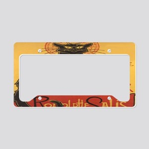 chatnoirlap License Plate Holder