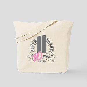 10yrs-womans-2 Tote Bag