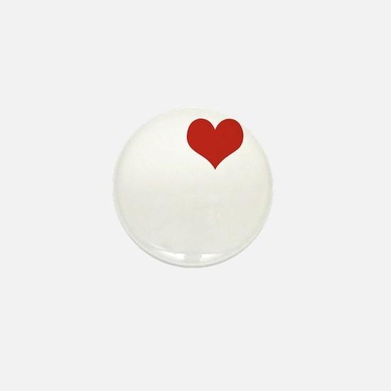 I love Soul Music Mini Button