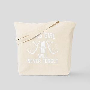 This GIRL-911-W Tote Bag