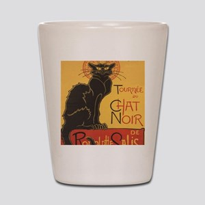 chatnoirposter Shot Glass