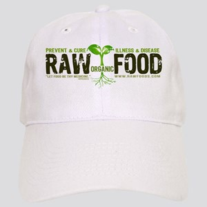 RawFood_DARK_Background Cap