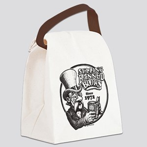 BBAWShirt-Front Canvas Lunch Bag