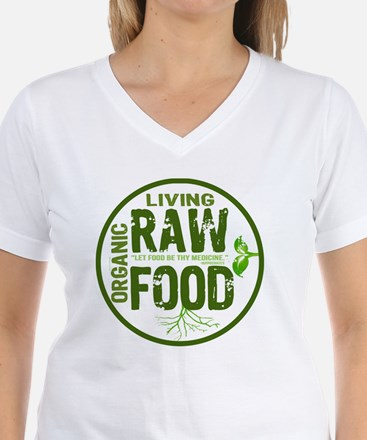 RAWFOODBUTTON2 Shirt