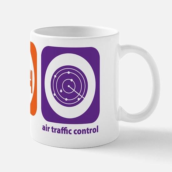 Eat Sleep Air Traffic Mug